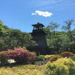 群馬日帰りドライブ 川場〜渋川 編 その3【沼田公園〜永井食堂】